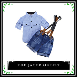 Jacob Outfit (2pcs) - Simply Lennox