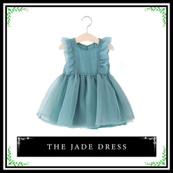 Jade Dress - Simply Lennox
