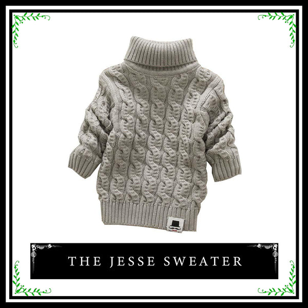 Jesse Sweater - Simply Lennox