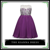 Kianna Dress - Simply Lennox