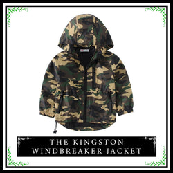 Kingston Windbreaker Jacket - Simply Lennox
