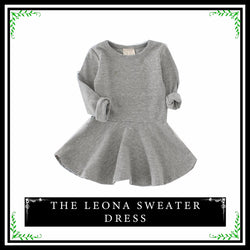Leona Sweater Dress - Simply Lennox