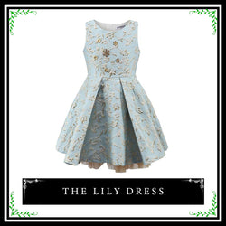 Lily Dress - Simply Lennox