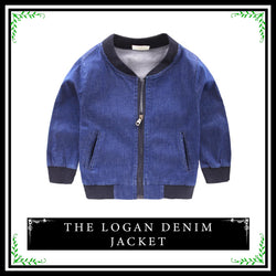 Logan Denim Jacket - Simply Lennox