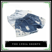 The Lydia Shorts | Get Summer Comfortable with a Trendy Denim Shorts
