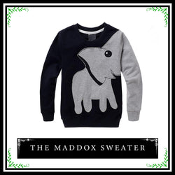 Maddox Sweater - Simply Lennox