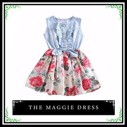 Maggie Dress - Simply Lennox