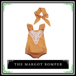 Margot Romper - Simply Lennox