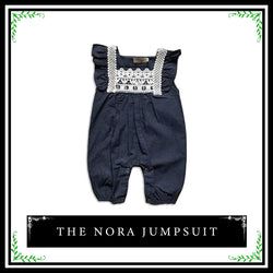 Nora Jumpsuit - Simply Lennox