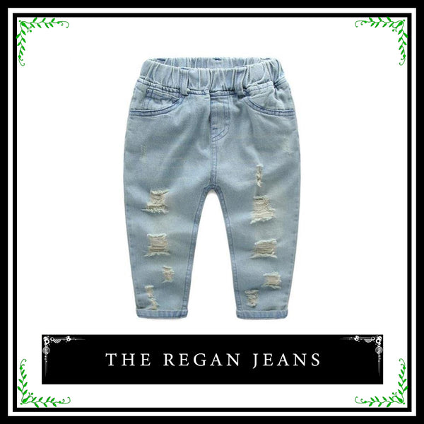 Regan Jeans - Simply Lennox