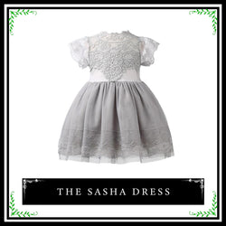 Sasha Dress - Simply Lennox