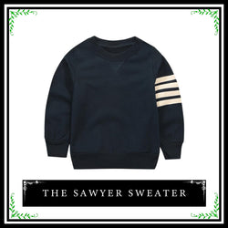 Sawyer Sweater - Simply Lennox