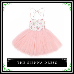 Sienna Dress - Simply Lennox