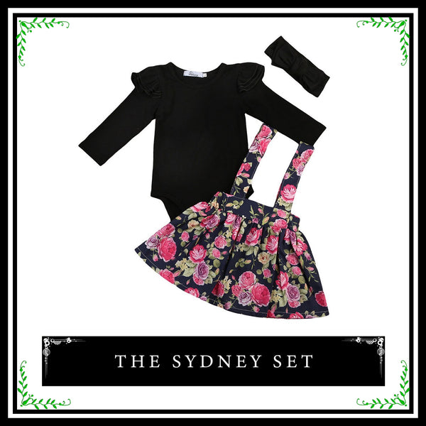 Sydney Set (3pcs) - Simply Lennox
