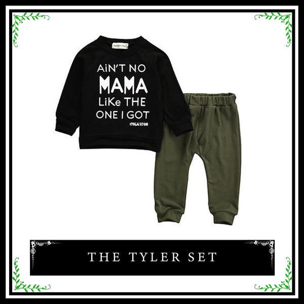 Tyler Set (2pcs) - Simply Lennox