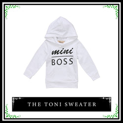 Toni Sweater - Simply Lennox