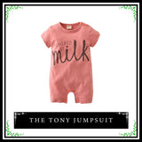 Tony Jumpsuit - Simply Lennox