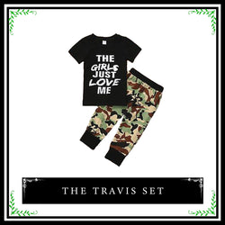 Travis Set (2pcs) - Simply Lennox