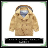 William Trench Jacket - Simply Lennox