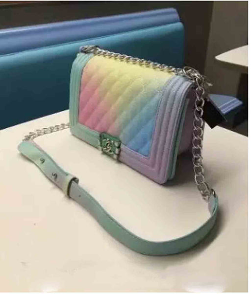 Genuine Branded Rainbow Shoulder Bag