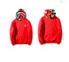 Men Cotton Hoodies Loose Size