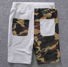 Casual Designer Shorts Summer Mens