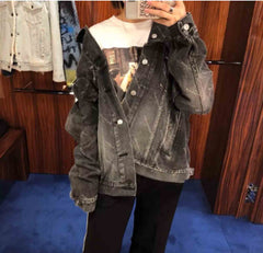 denim Jackets for Women and Men