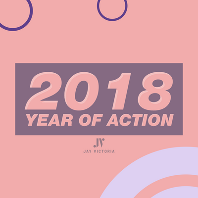JV Journey 2018 - Year of ACTION