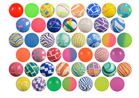 27mm Mixed Bouncy Ball