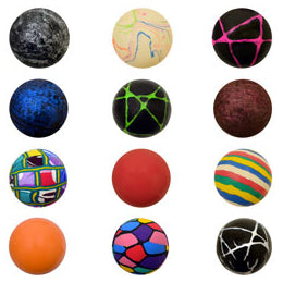 45mm Mixed Bouncy Ball