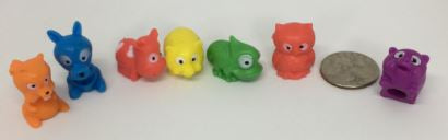 Animal Pencil Topper
