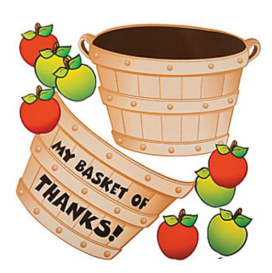 Bushell of Thanks Apple Craft Kit