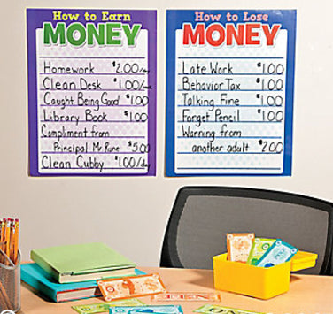 Classroom Money Set
