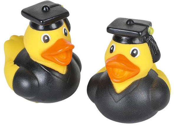 Graduation Rubber Ducky