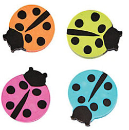 Lady Bug Eraser