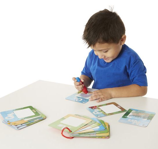 Water Wow Splash Cards by Melissa & Doug