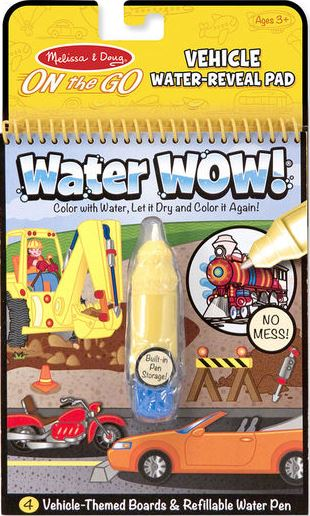 Water Wow Vehicles by Melissa & Doug