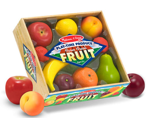 Play Time Produce Fruit by Melissa & Doug