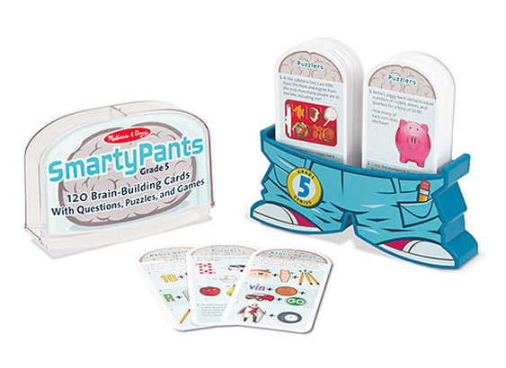Smarty Pants 5th Grade Card Set by Melissa & Doug