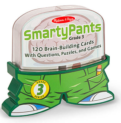 Smarty Pants 3rd Grade Card Set by Melissa & Doug
