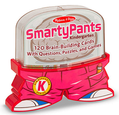 Smarty Pants Kindergarten Card Set by Melissa & Doug