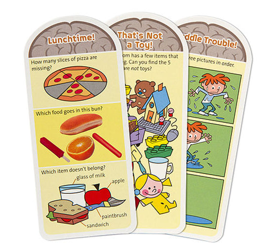 Smarty Pants Preschool Card Set by Melissa & Doug