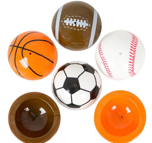 Sports Ball Themed Popper