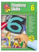 Master Skills Series: Thinking Skills Workbook Grade 6
