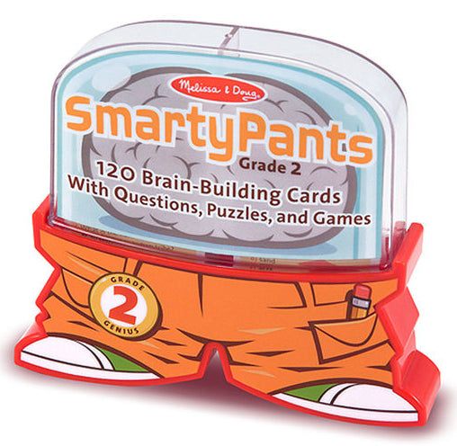 Smarty Pants 2nd Grade Card Set by Melissa & Doug