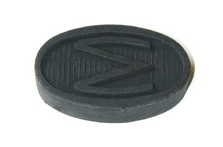 Pedal Rubber With M