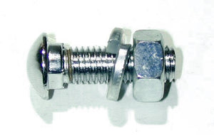 Bumper Bolt & Nut Small Head