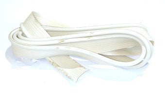 Rear Wing Beading/ Piping - WHITE
