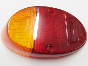 Taillight Lens To Suit Morris Minor Using Beetle Taillight Assembly