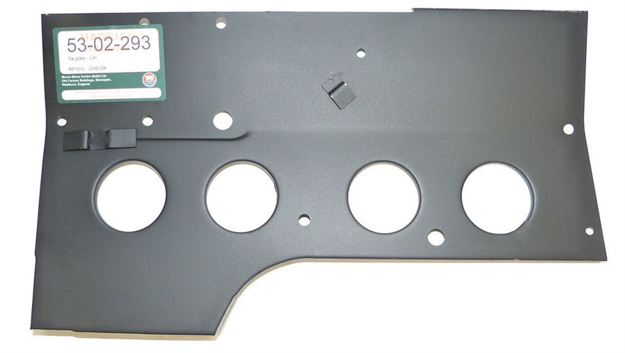 Tie Plate (Engine Bay Floor) L/H